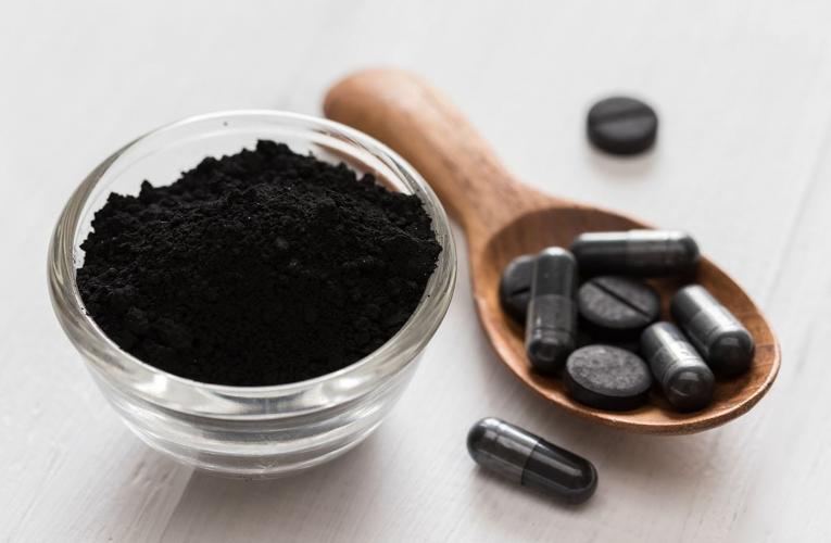 CĂRBUNELE MEDICINAL – Antidotul universal pentru sănătatea corpului tau